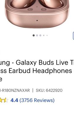 Galaxy Buds Live for Sale in Willow Grove,  PA