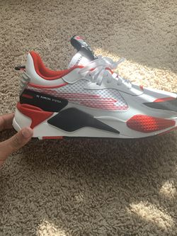 Mens Puma Rs-x Red for Sale in Graham,  NC
