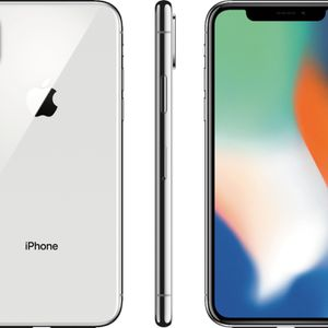 iPhone X Silver Unlocked (great Condition) for Sale in Carlsbad, CA