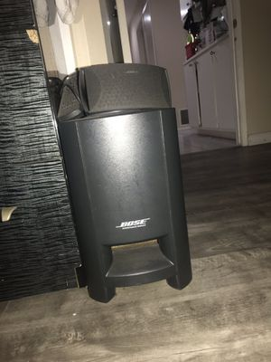 Bose Surround Sound for Sale in Artesia, CA