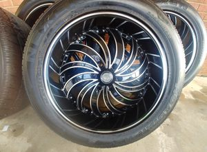 """22"""" Rims NEED GONE TODAY!!!!! for Sale in Forest Heights, MD"""