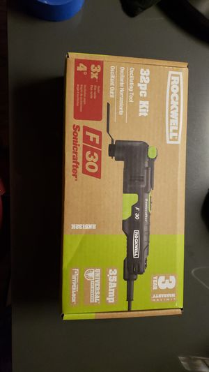 Multi Tool / Dreemo / Sonicrafter for Sale in Reno, NV