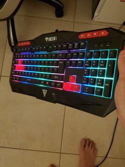 Gaming Keyboard for Sale in Boca Raton,  FL