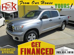 2011 Toyota Tundra 4WD Truck for Sale in Manassas, VA