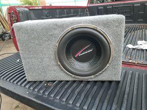 """Audiobanh 10"""" for Sale in Wichita, KS"""