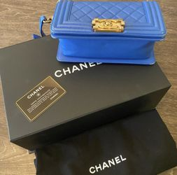 Authentic Chanel Small Size Leboy for Sale in West Covina,  CA
