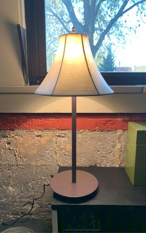 Pull chain table lamp for Sale in Wichita, KS