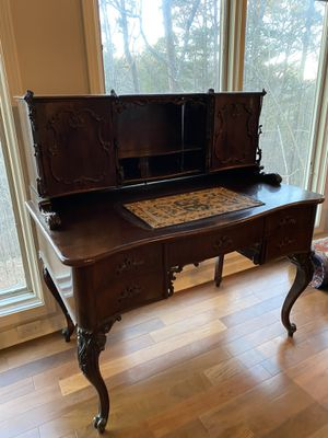 Antique French desk for Sale in Little Rock, AR