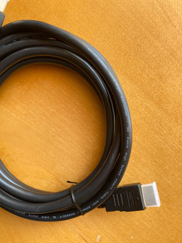 CTI 4K 3D Ultra High def HDMI (10ft)