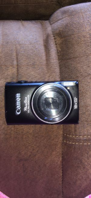 Canon power shot ELPH330 digital camera for Sale in Coppell, TX
