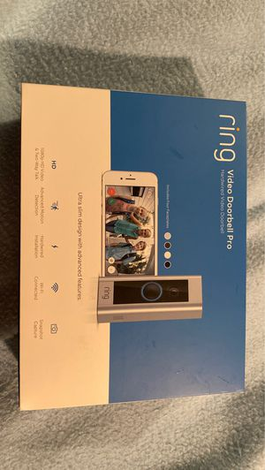Ring Doorbell PRO for Sale in Kansas City, MO