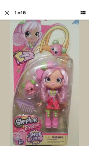 Shopkins Shoppies Shop Style for Sale in Cape Coral, FL