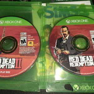Red Dead RedemptionII and Sims 4 for Sale in Hollywood, FL