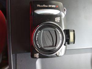 Canon Camera (small) for Sale in Savannah, GA