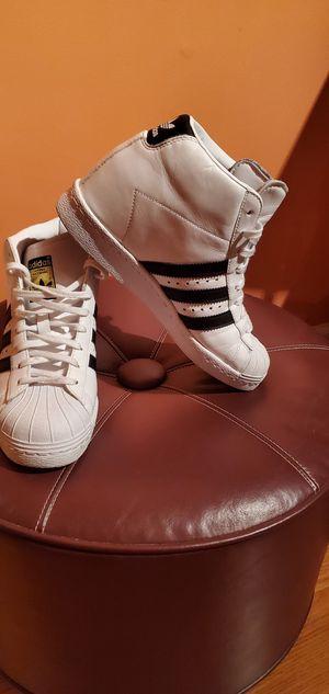 Adidas ORIGINALS Superstar Up Wedge Heel Sneakers womens for Sale in Philadelphia, PA