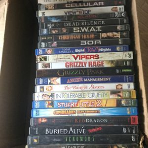 Movies for $10 for Sale in Modesto, CA