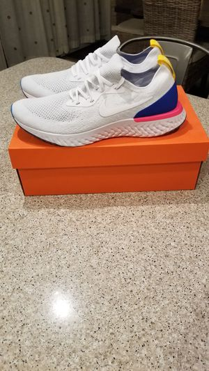Nike Epic React Flyknit OG sz 12 for Sale in Bloomington, IL