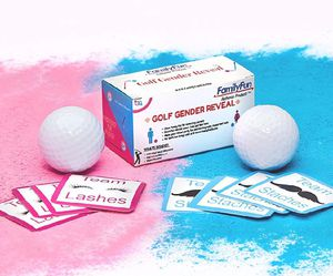 Gender Reveal Golf Balls Party Decorations for Sale in Hawthorne, CA