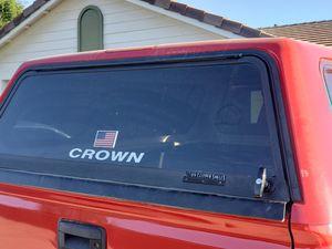 Camper shell for Sale in Clovis, CA