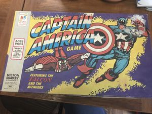 Captain America Boardgame for Sale in OH, US