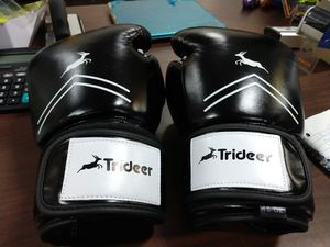 Trideer Pro Grade Boxing Gloves (DB) for Sale in Ontario, CA