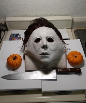 Michael myers mask for Sale in El Paso, TX