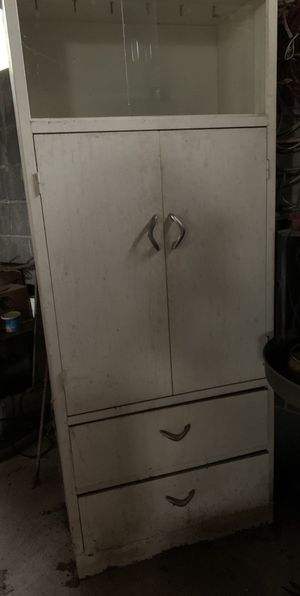 Metal Cabinet with Drawers for Sale in Rustburg, VA