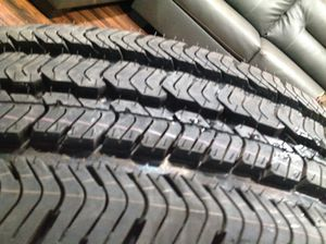 225/75 R 16 Good Year Wrangler for any Jeep for Sale in Fontana, CA
