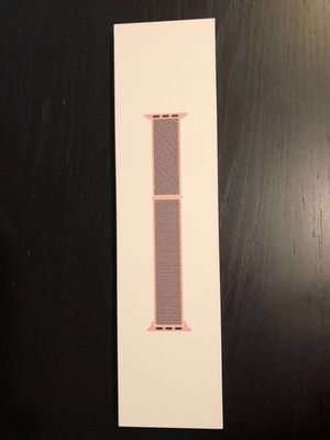 Apple Watch 44mm Seashell & Pink Sand Sport Loop for Sale in Minneapolis, MN