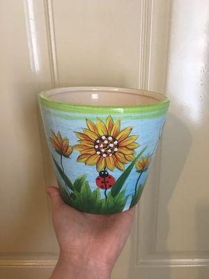 Garden Flower Vase for Sale in Reedley, CA