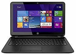"HP 15-f111DX 15.6"" Touch-Screen Laptop Computer - AMD Quad-Core A8-6410 Processor 2.0GHz, 8GB RAM, 750GB HD, SuperMulti DVD burner, Windows 8.1, Black for Sale in Fremont, CA"