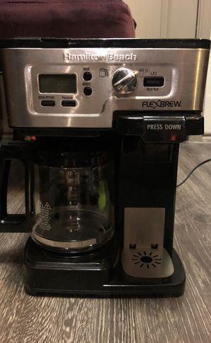 Hamilton Beach Flex Brew Coffee Maker for Sale in Austin, TX