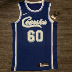 Crenshaw nipsey Hussle jersey lakers for Sale in Los Angeles, CA