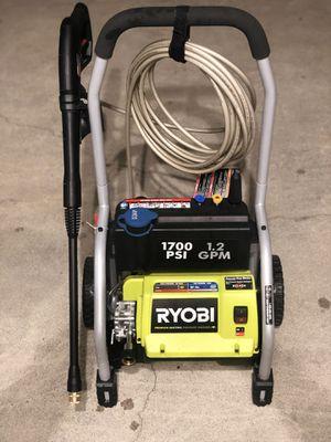 RYOBI 1,700 PSI 1.2 GPM Electric Pressure Washer for Sale in Long Beach, CA