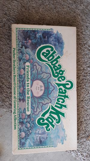 Board game Cabbage Patch Kids for Sale in Wildomar, CA