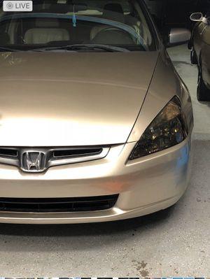 2003 Honda Accord EX, runs good. Great on gas for Sale in Grayson, GA