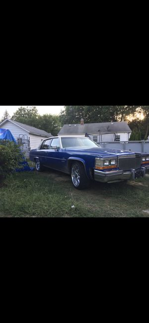 1981 Cadillac Brougham for Sale in Chicago, IL