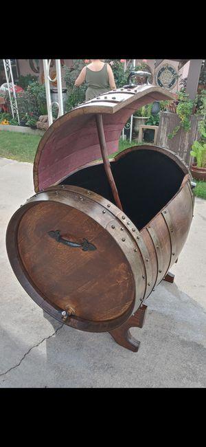 Hieleras de barril de oak $700 for Sale in Fontana, CA