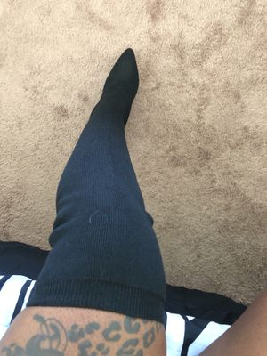 Thigh high boots for Sale in Lumberton, NJ