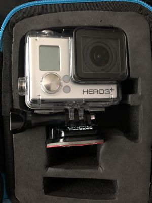 GoPro hero 3+ silver for Sale in Whittier, CA