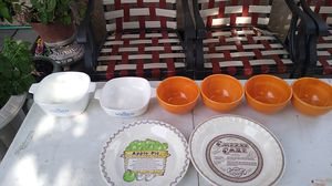 Kitchen plates all for 10$ for Sale in Fresno, CA