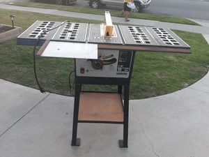 "Table Saw 10"" 3 HP for Sale in Orange, CA"