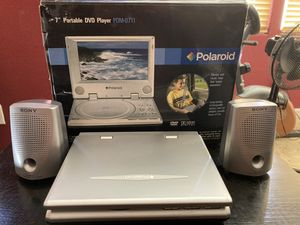 Poloroid DVD Player for Sale in Vallejo, CA