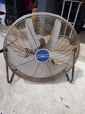Patton huge 32 inch industrial shop fan for Sale in Clearwater, FL