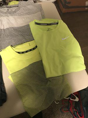 Nike Lot (child's large shorts, men's medium tops) for Sale in Alexandria, VA