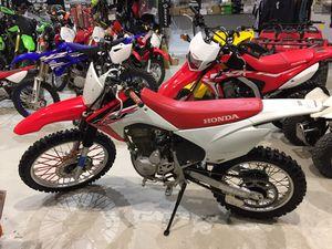 2017 Honda crf230f crf230 crf 230f 230 f 4 stroke dirt bike will trade for Sale in Westford, MA
