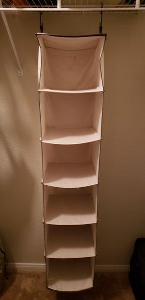 Closets Organizer/ shelves for Sale in Las Vegas, NV