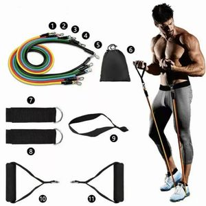 11 Piece Resistance Band Training for Sale in Frostproof, FL