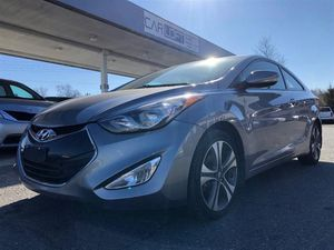 2013 Hyundai Elantra Coupe for Sale in Fredericksburg, VA