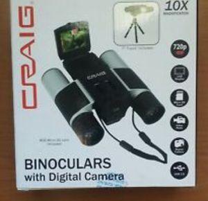 Craig Binoculars with Digital Camera for Sale in Humble, TX